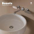 CERAMICA FLAMINIA - Bonola bathroom collection by Ceramica Flaminia