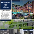 HAVER & BOECKER OHG  - Architectural facades with Stainless steel mesh