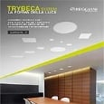 REGGIANI - Trybeca Recessed Downlights, the Shape of Light