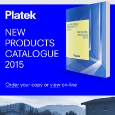 PLATEK LIGHT - Platek lighting new catalogue: products, data sheets, references
