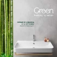 CERAMICA CATALANO - New Catalano�s sanitary-ware collection: Green