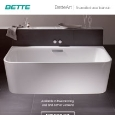 BETTE - Enamelled steel bathtub BetteArt