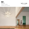 VIBIA - Applique SET: luci, ombre e volumi by Vibia