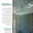 NUOVA OXIDAL - New sliding shower door kits made in Italy by Nuova Oxidal