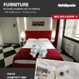 IDEA - Furniture for hotels, residences and monoblocks: turnkey service by Mobilspazio