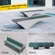 BENKERT B�NKE - Public seats without timber issues