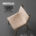 KRISTALIA SRL - Kristalia tanned leather chairs: 1085 Edition