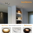LUCIFERO'S - Recessed spotlight fixed or adjustable by Lucifero's