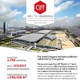 CHINA FOREIGN TRADE GUANGZHOU EXHIBITION GENERAL CORP. # EDIMOTION CIFF OFFICE SHOW - CIFF Office: Guangzhou 2015, March 28 - April 1