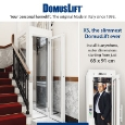 IGV GROUP - DomusLift: your personal homelift. The original Made in Italy since 1998