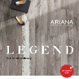 ARIANA CERAMICA ITALIANA - Legend by Ariana Ceramica: old wood inspired