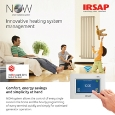 IRSAP - Heating system management: Now by Irsap
