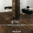CERAMICHE ATLAS CONCORDE SPA - Natural wood inspiration for original projects: Etic PRO by Atlas Concorde
