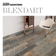 CERAMICA SANT�AGOSTINO - Ceramica Sant'Agostino: wall/floor tiles with wood painting effect