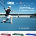 GERFLOR - Superficie sportiva modulare esterna Connor Sport Court - Gerflor