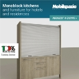 MOBILSPAZIO - Monoblock kitchens and contract furniture Made in Italy