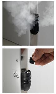 programma rigenera bagno di vapore aromaterapia