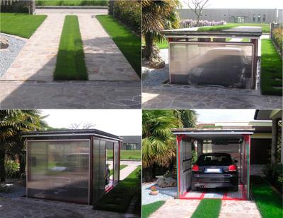 Box auto automatico da interro - CITYCUBE - UPDINAMIC