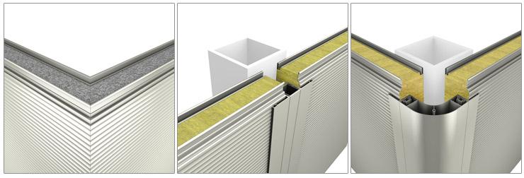 Oneklass Neopor pannelli isolanti per pareti