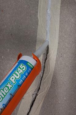 Cemento elastico mapei