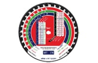 Strumento di misura, controllo, termografia, infrarosso - MP7 UNI