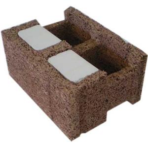 Blocchi in legno cemento