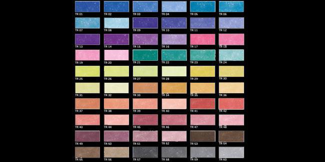 Finitura decorativa effetto rustico - Linea Colors - TRIBAL
