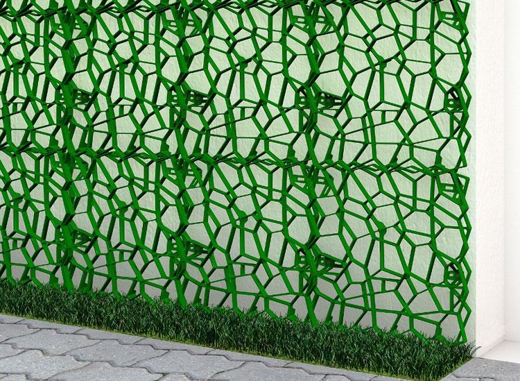 wall-y - pareti verdi verticali
